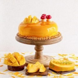 Online Mango Cakes Delivery in Faridabad & Greater Faridabad