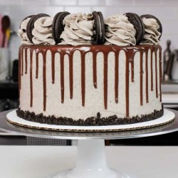 Online Oreo Cakes Delivery in Faridabad & Greater Faridabad