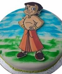 Chhota Bheem Cakes